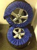 VW Golf MK6 Tyre. Part Number 73900