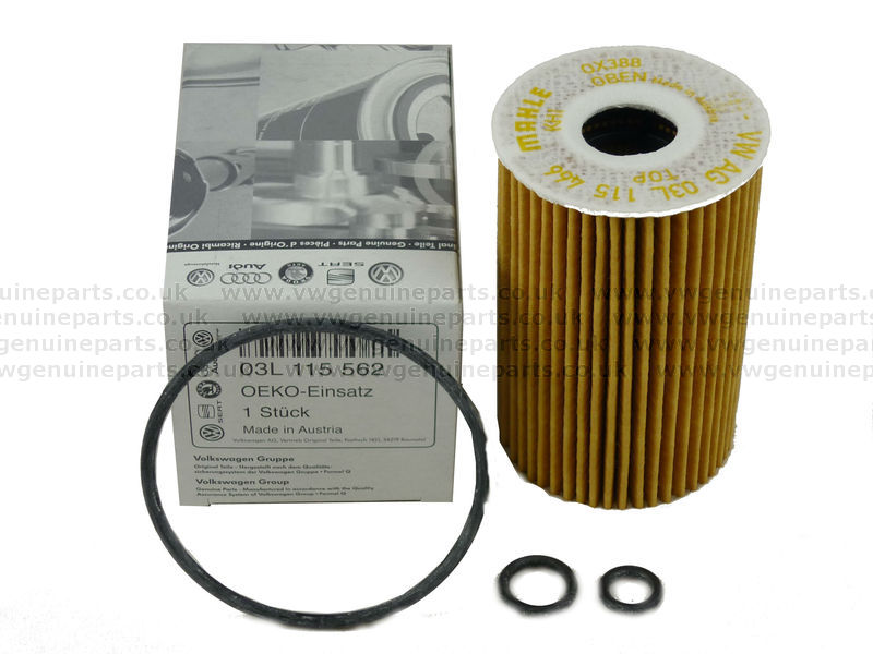 oil for vw passat 2013