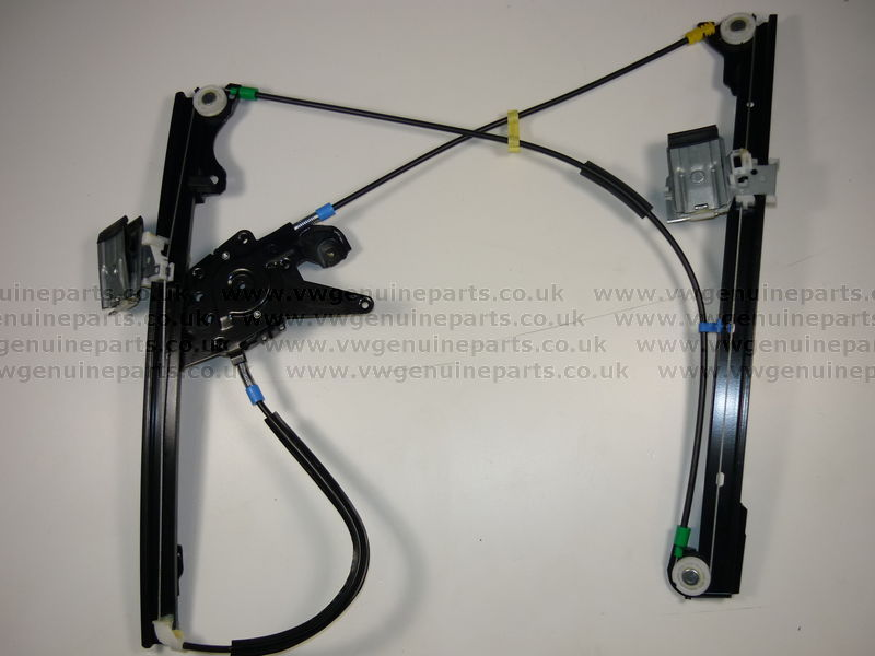 Vw Golf Mk3 Window Regulator Front