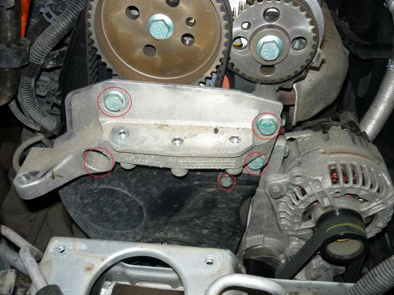 VW Polo 1 4 Cambelt replacement (BBY engine code)