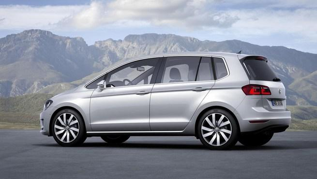 volkswagen golf plus 2014. Black Bedroom Furniture Sets. Home Design Ideas