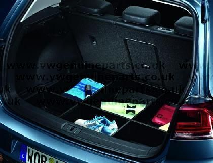 Vw Golf Mk7 Boot Loadliners