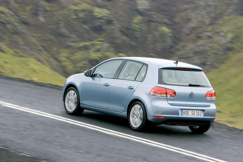 Volkswagen Golf Mk6 brochure and price list
