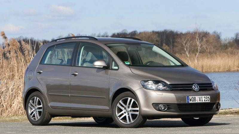 volkswagen golf plus brochure and price list. Black Bedroom Furniture Sets. Home Design Ideas