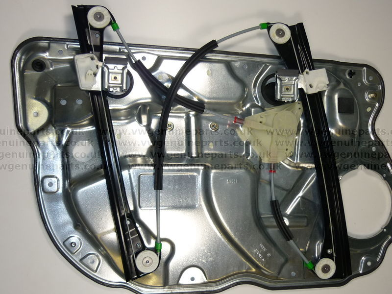 vw window regulator front